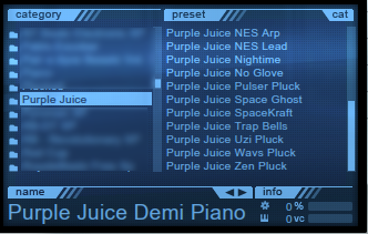 Purple juice Trap Nexus Expansion