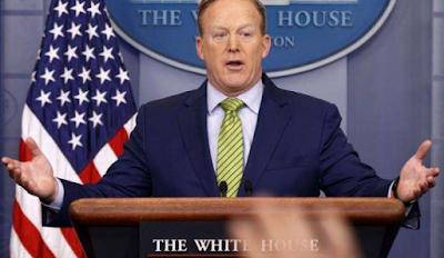 Sejumlah Media Besar AS dilarang Ikut Konferensi Pers