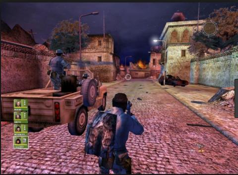 تنزيل لعبة conflict desert storm 2 للكمبيوتر