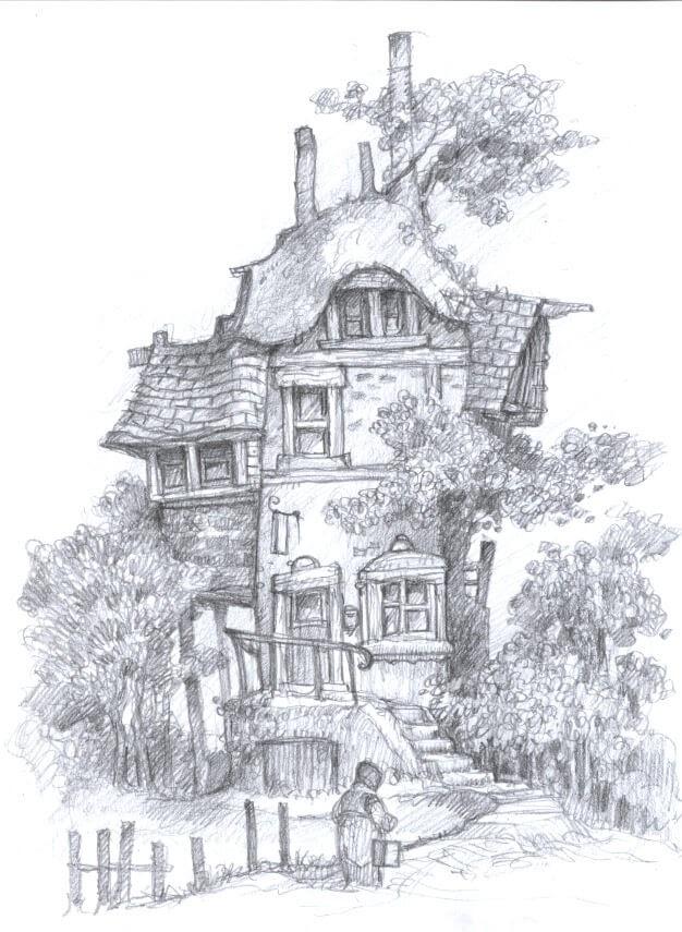 01-Larry-MacDougall-Fantasy Architecture-www-designstack-co