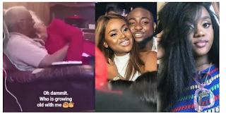 """I and Davido will grow old together"" — Chioma profound love"