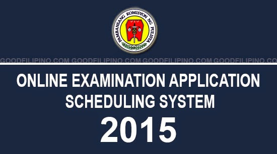 PNP Entrance Exam 2015 Scheduling System is now Online
