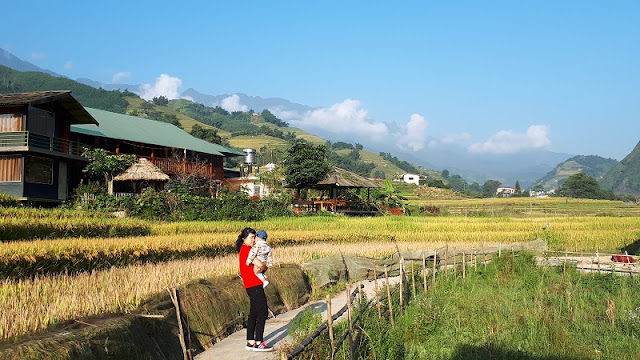 Lao Chai - Ta Van Village 1