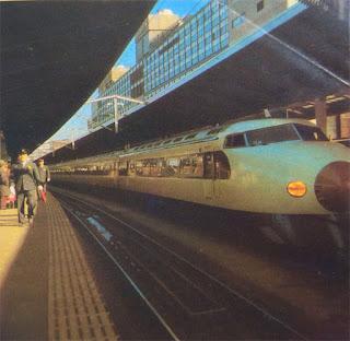 Gambar Kereta api peluru Jepang