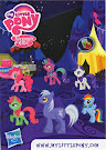 My Little Pony Wave 8 Royal Riff Blind Bag Card