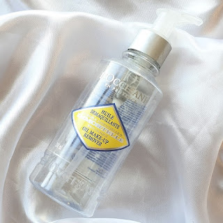 loccitane immortelle oil