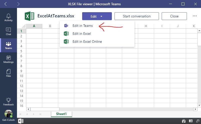 Get-CsJosh -Blog: Edit Word, Excel, PowerPoint Files in