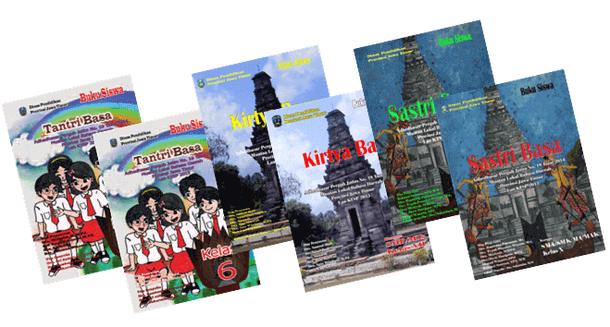 Buku Bahasa Jawa K13 SD/MI, SMP/MTs, SMA/MA/MAK