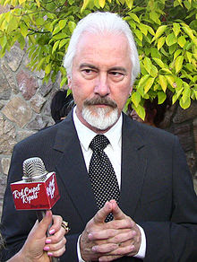 Rick Baker special effects master.