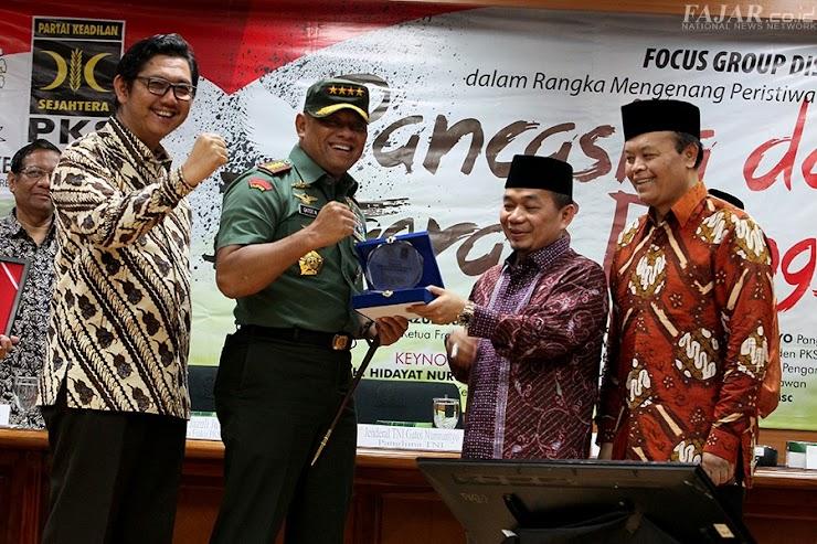 Jenderal Gatot Masuk Radar PKS