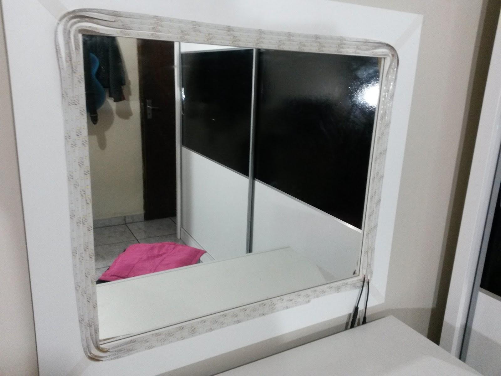 espelho camarim led
