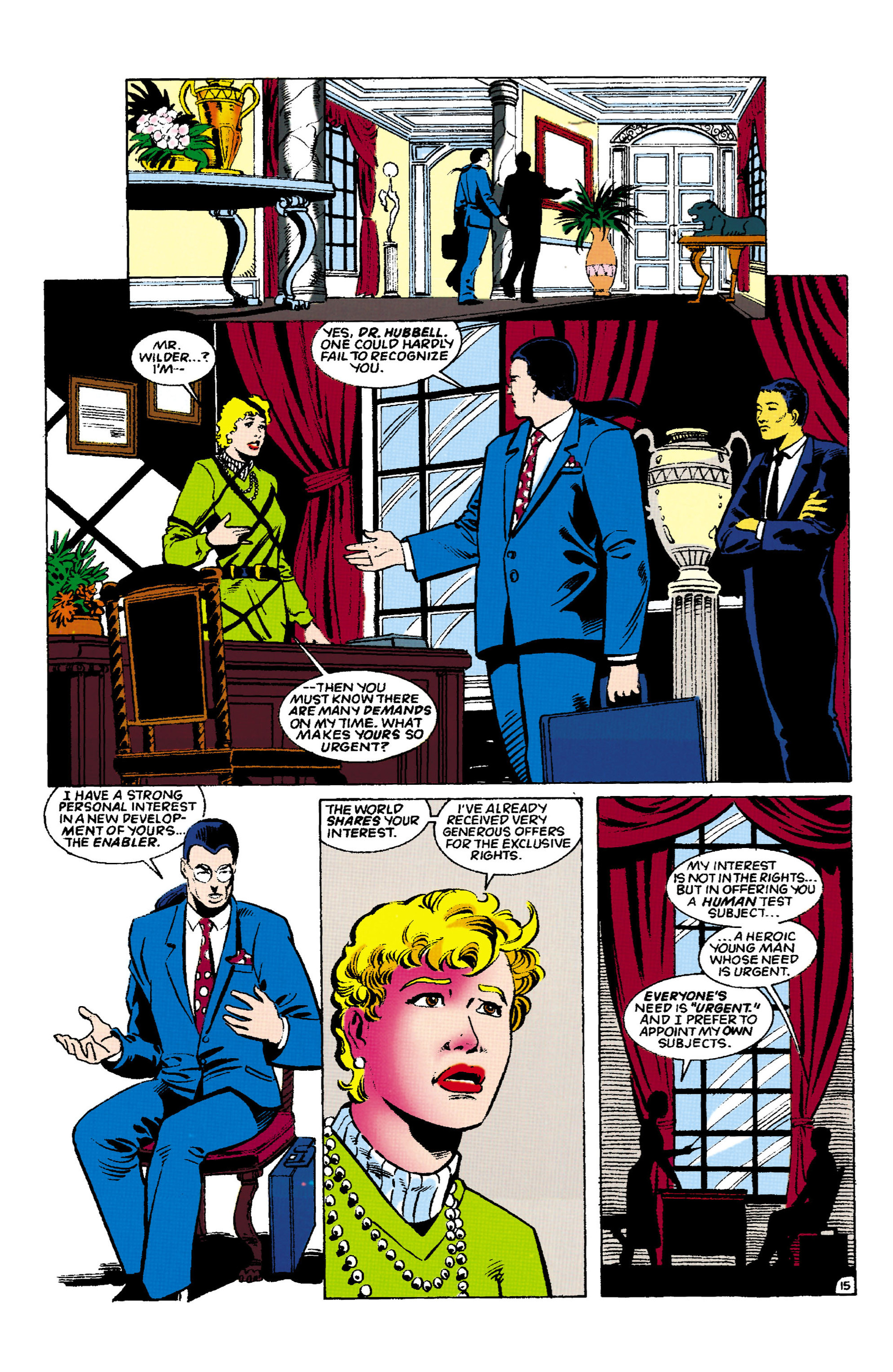 Catwoman (1993) Issue #10 #15 - English 16