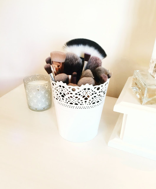 Ikea Makeup Brush Pot