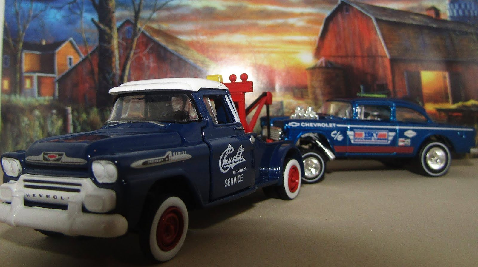 - Diecast Collectors Corner