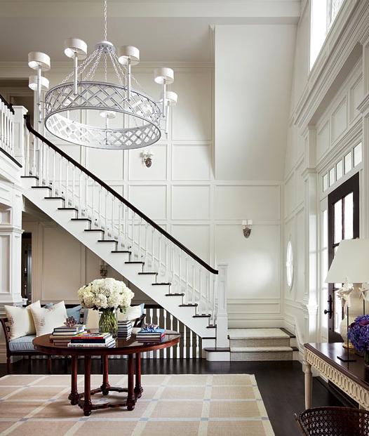 Beautiful Front Hall And Staircase: El Rincón Vintage De Karmela: Escaleras ¿al Cielo?
