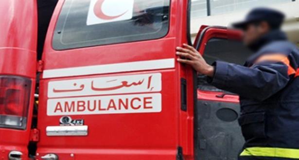 مصرع شخصين وإصابة آخر في حادثة سير بين كلميم وطانطان