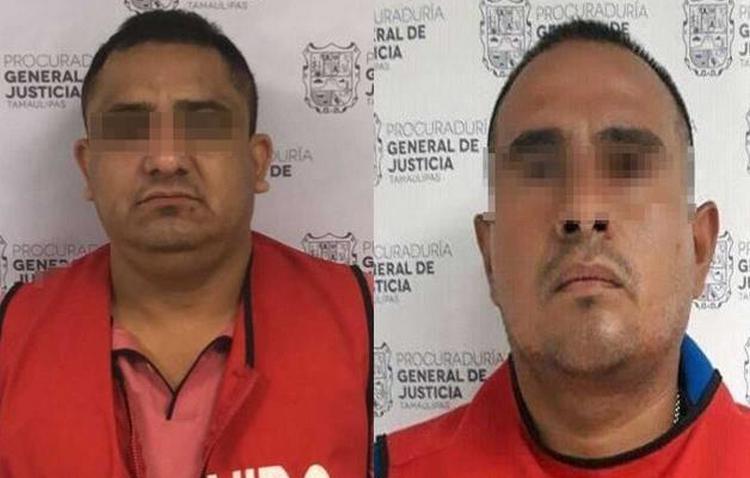 """Tamaulipas: Imputan nuevos cargos a """"El Pelochas"""" y al """"Pantera 16"""" lideres del CDG, por secuestro."""