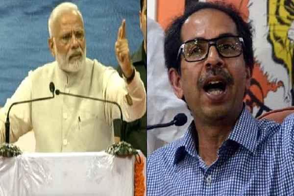 उद्धव ठाकरे ने मोदी से पूछा: क्या आप चोरों के प्रधानमंत्री हो?