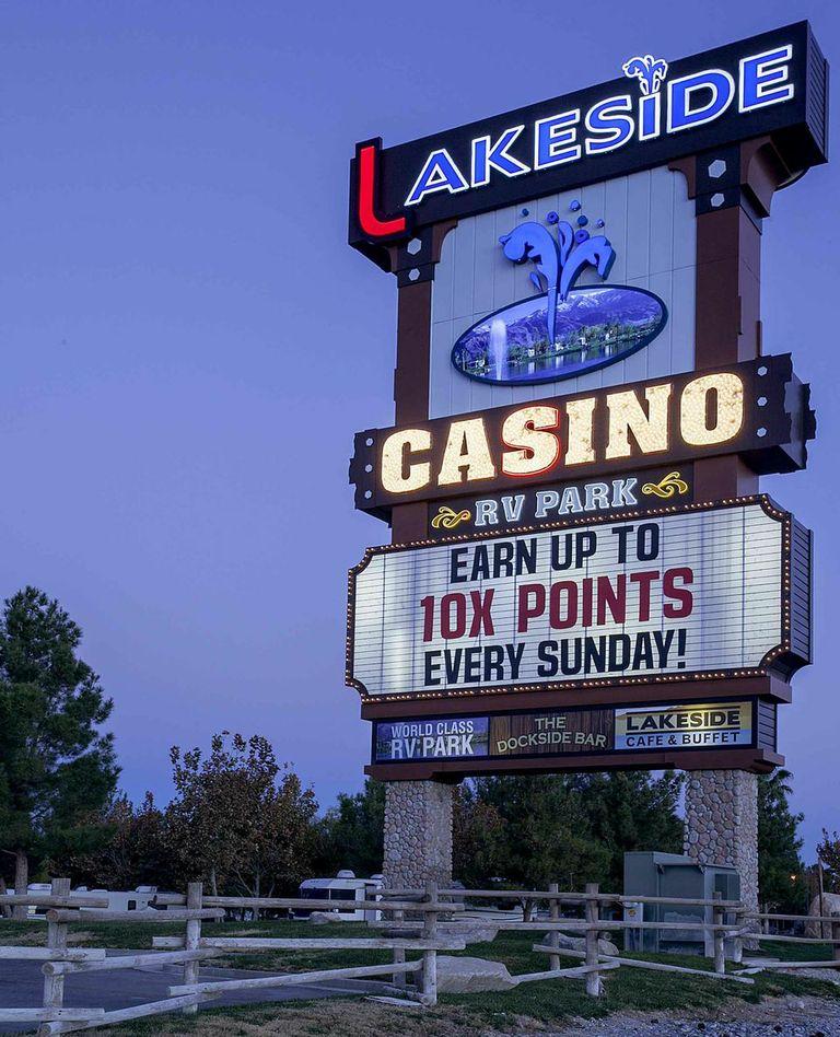 lakeside casino resort