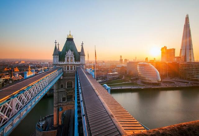 Londres em julho