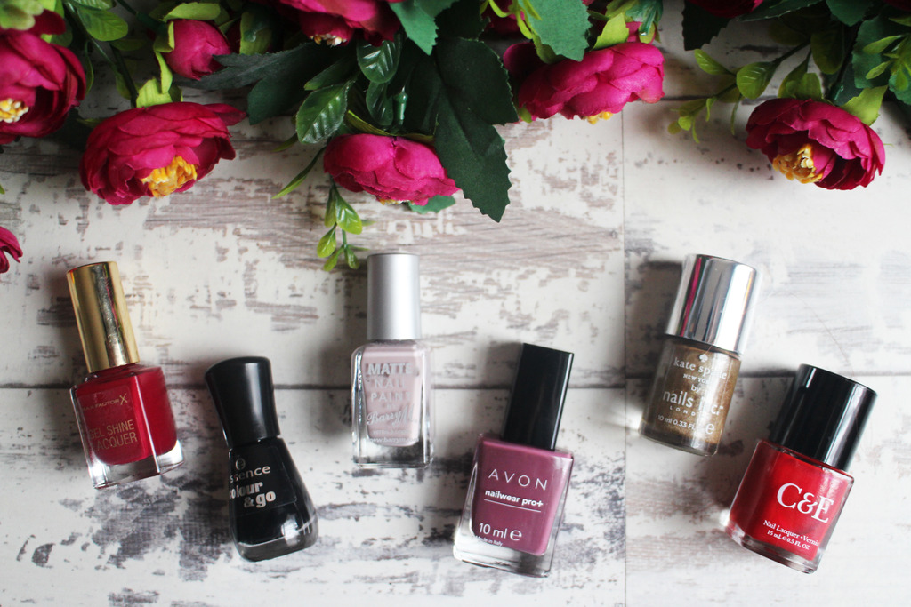 My Autumn/Winter Nail Polish Picks