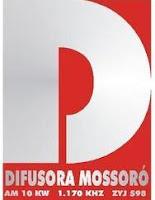 Rádio Difusora AM de Mossoró Rio Grande do Norte ao vivo pela net...