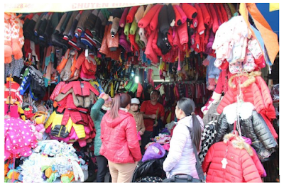 Kinh nghiệm bán hàng online hiệu quả là lựa chọn nguồn hàng từ các chợ chuyên sỉ