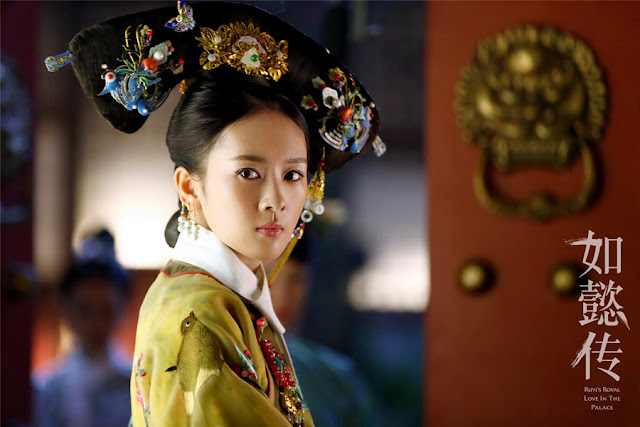 Tong Yai on Ruyi's Royal Love in the Palace