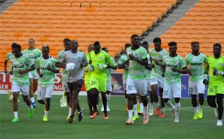 The Super Eagles of Nigeria have qualified for the 2019 Africa Cup of Nations after play a 1-1 draw with south Africa in Johannesburg.