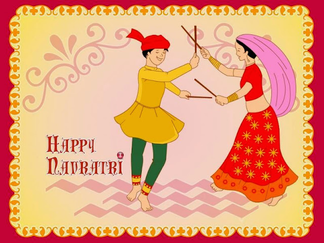 Dandiya Wallpapers on Navratri
