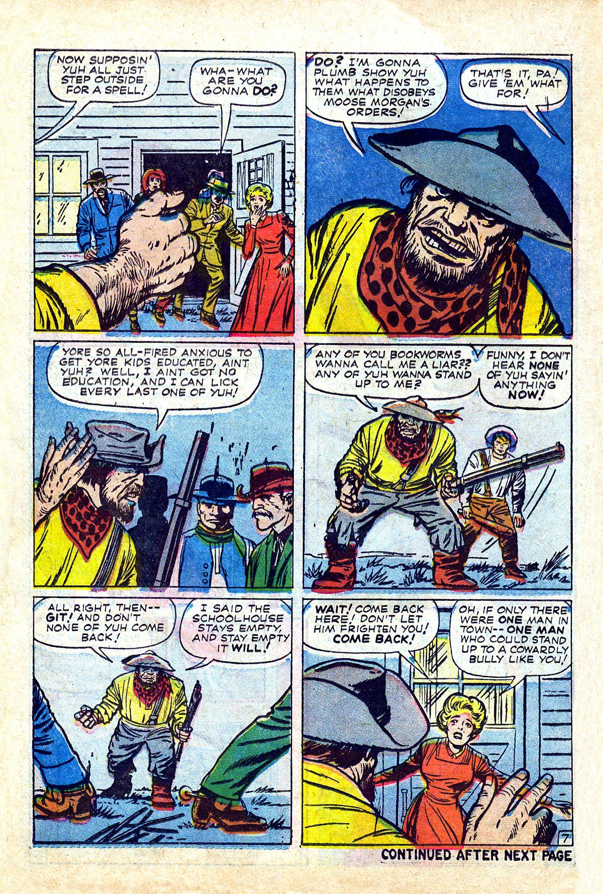 Read online Two-Gun Kid comic -  Issue #90 - 21
