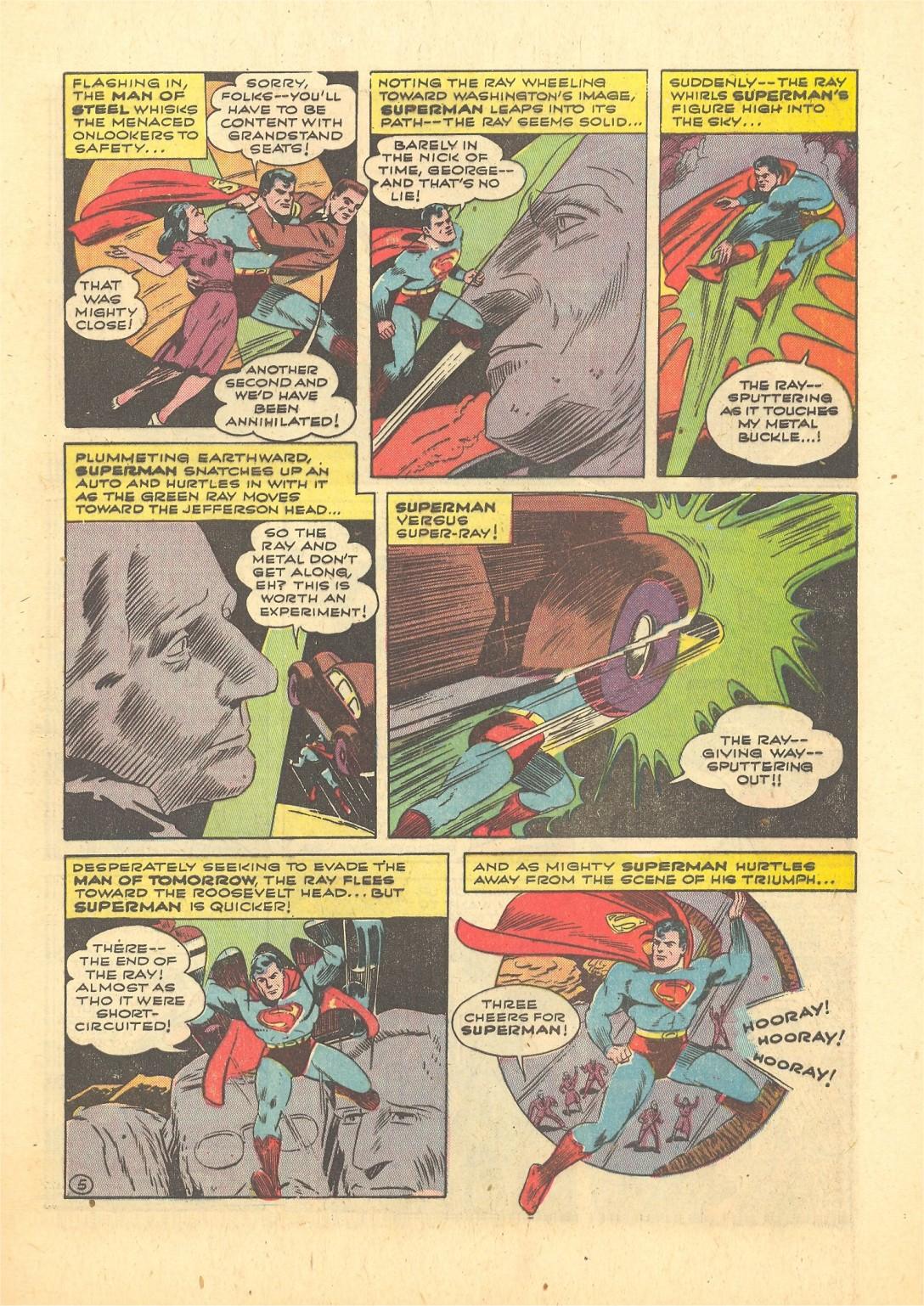 Action Comics (1938) 56 Page 5