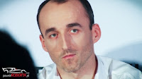 Robert Kubica konferencja prasowa Lotos