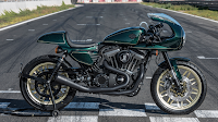 Custom-King-2018-Harley-Davidson-green