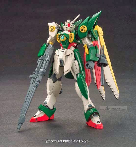 WING GUNDAM FENICE HGBF 1/144 MODEL KIT GUNDAM BUILD FIGHTERS
