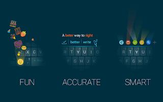 Ginger Keyboard – Emoji, GIFs, Themes v8.2.00 Premium Apk Is Here!