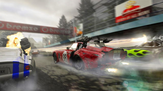 racing game review on Xbox One