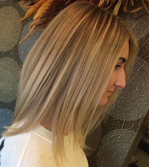 Peinados media melena 2017 - Peinados media melena recta ...