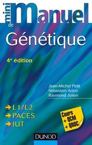 Mini Manuel de Génétique - Cours + QCM + QROC