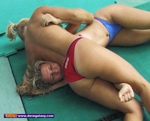 Dww wrestling