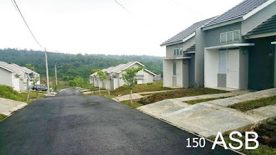Rumah Murah EBONY 36/90 Citra Indah City - 250 jt