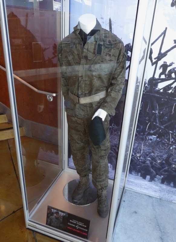 Woody Harrelson War for Planet Apes Colonel McCullough costume