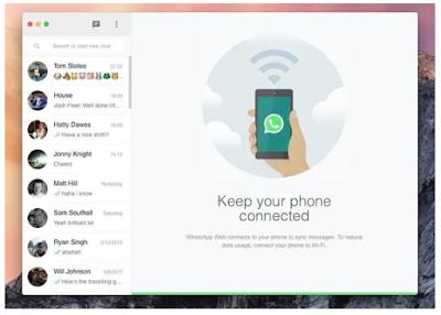 Download WhatsApp 2019 for Macbook Desktop