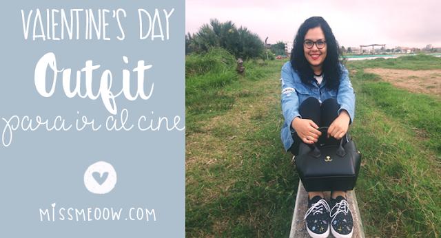 Outfit para ir al cine | Valentine's Day