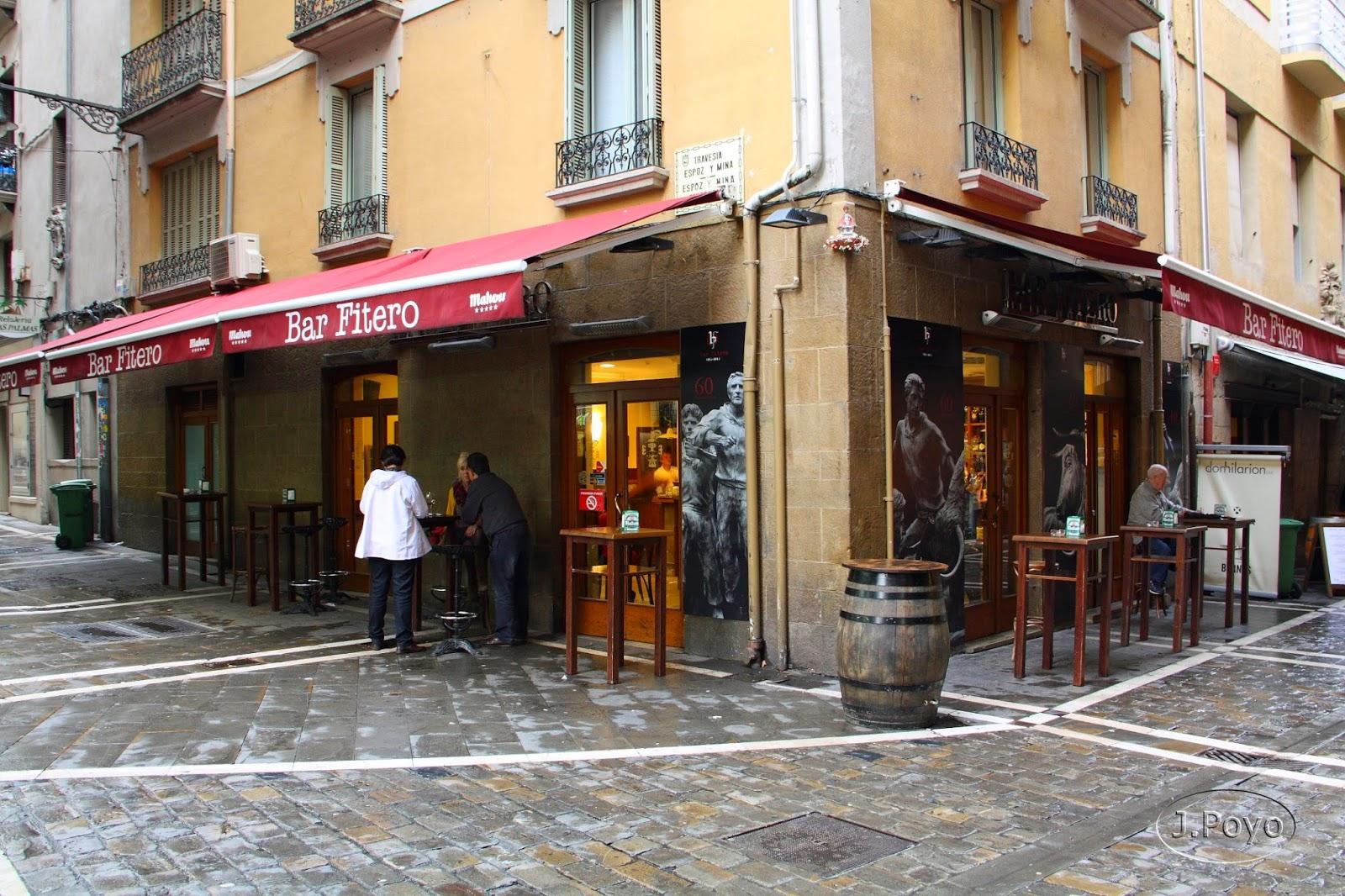 Bares de Pamplona