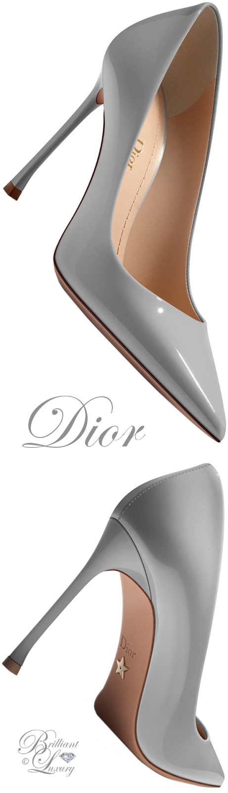 Brilliant Luxury ♦ Dior Pumps