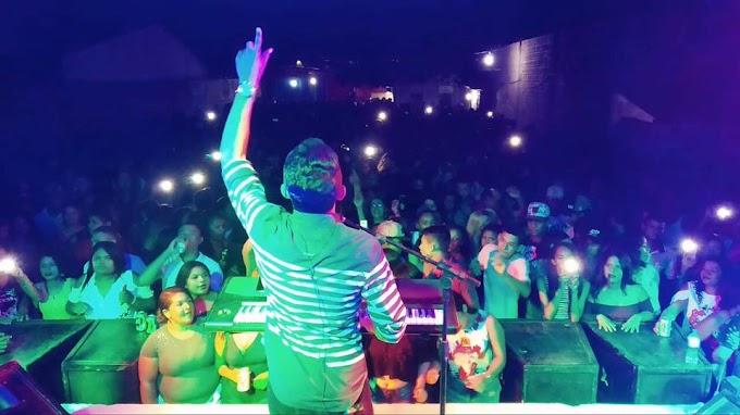 Pela primeira vez em Augustinópolis, Fernando Pisadinha fará o show mais esperado pelo o público da região.