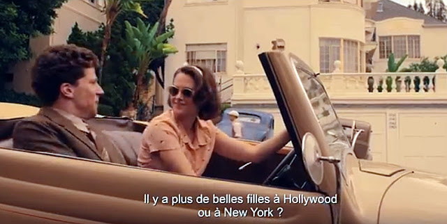 Café Society (2016) Movie - Kristen Stewart, Jesse Eisenberg