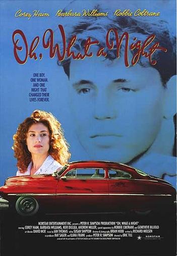 Oh What A Night 1992 Dual Audio Hindi 480p CDRip 350mb