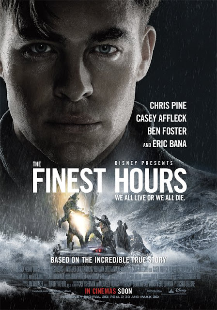 The Finest Hours (2016) ταινιες online seires oipeirates greek subs